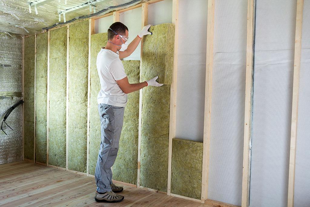 Isolation des murs intérieurs pour plus de confort thermique