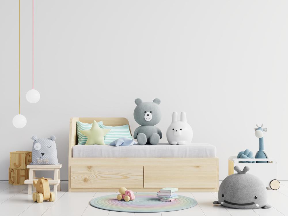Quelles sont les tendances pour chambres d'enfant en 2018 ?