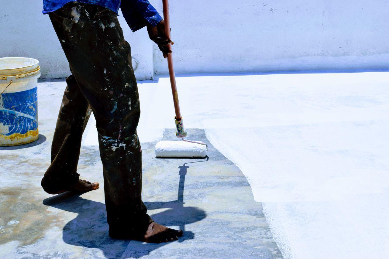Comment peindre la toiture ?
