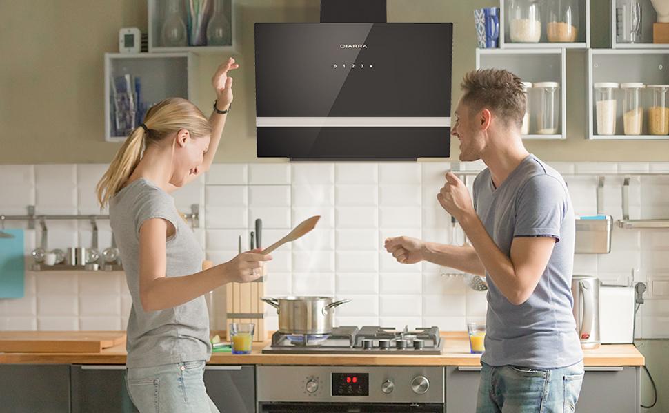 Quels sont les types de cuisines disponibles sur le marché ?